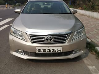 2012 Toyota Camry 2.5 G