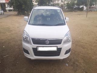 2016 Maruti Wagon R VXI 1.2