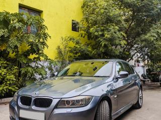 2011 ബിഎംഡബ്യു 3 Series 320d സെഡാൻ