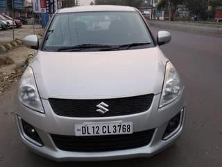 2017 Maruti Swift LXI Optional-O
