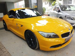 BMW Z4 35i DPT