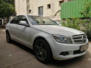 2008 Mercedes-Benz New C-Class C 200 Kompressor Elegance MT
