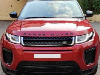 2017 Land Rover Range Rover Evoque 2.0 TD4 ಎಸ್ಇ Dynamic