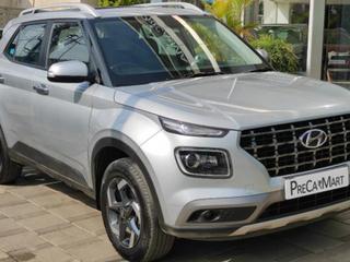 2019 Hyundai Venue SX Opt Diesel