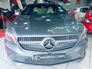 2016 Mercedes-Benz CLA 200 Sport Edition