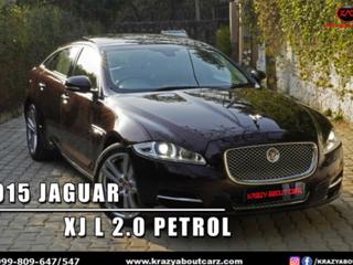 2015 Jaguar XJ 2.0L Portfolio LWB