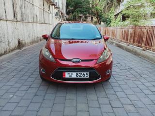 2012 Ford Fiesta AT Titanium Plus