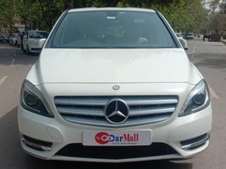 2014 Mercedes-Benz B Class Edition 1
