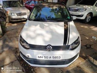 2016 Volkswagen Polo Select 1.2 MPI Highline