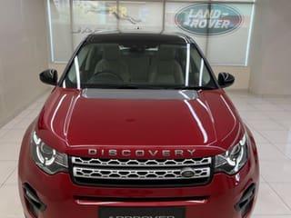 2017 Land Rover डिस्कवरी Sport SD4 एचएसई लग्ज़री 7S