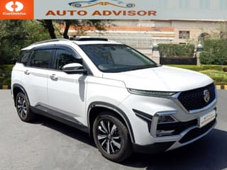 2019 MG Hector Sharp Diesel MT BSIV