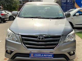 2016 Toyota Innova 2.5 VX (Diesel) 7 Seater BS IV