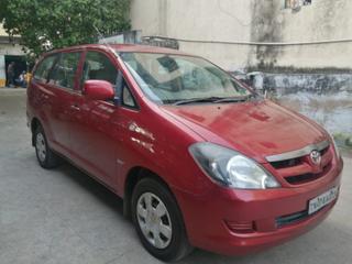 2008 ടൊയോറ്റ ഇന്നോവ 2.5 ജി (ഡീസൽ) 7 Seater BS IV