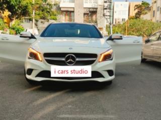 2015 Mercedes-Benz CLA 200 D Sport Edition