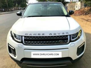 2018 Land Rover Range Rover Evoque 2.0 TD4 एचएसई