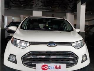 2016 Ford Ecosport 1.5 TDCi Titanium BE BSIV