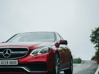 Mercedes-Benz E-Class E 63 AMG