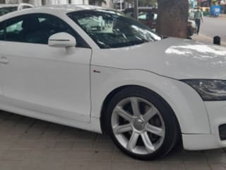 Audi TT Coupe 3.2 quattro S tronic