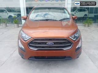 Ford Ecosport Sports Diesel