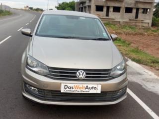 Volkswagen Vento 1.5 TDI Comfortline