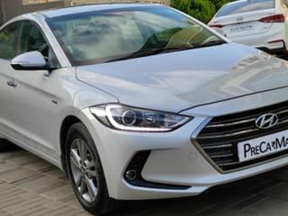 Hyundai Elantra 1.6 SX Option AT
