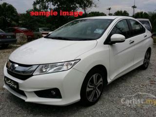 2010 Honda City 1.5 S AT