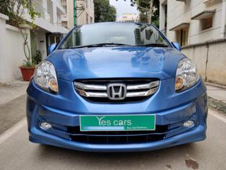 2013 ಹೋಂಡಾ ಅಮೇಜ್ ವಿಎಕ್ಸ್ i-Vtech