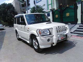 2008 महिंद्रा स्कॉर्पियो VLX 2WD BSIII