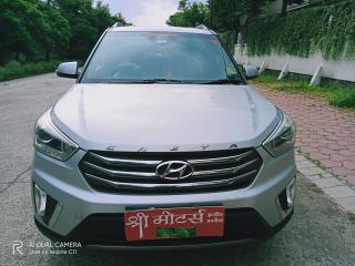 Hyundai Creta 1.6 CRDi SX