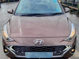 Hyundai Aura S CNG
