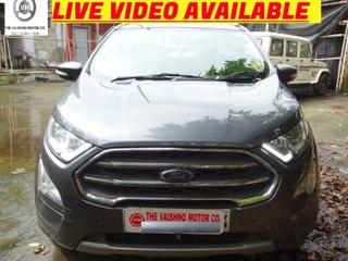 Ford Ecosport 1.5 Diesel Titanium BSIV