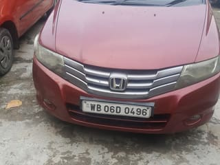 2010 Honda City V MT