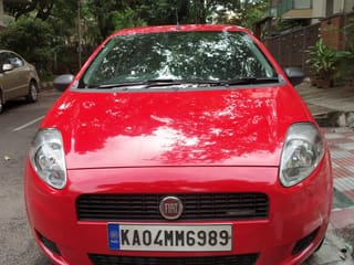 2013 Fiat Grande Punto Active (Diesel)
