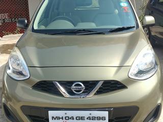 2013 Nissan Micra XL Optional
