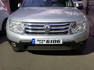 2013 Renault Duster 85PS Diesel RxL Optional with Nav