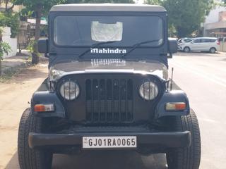 2012 Mahindra Thar 4X4