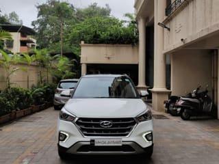 2018 Hyundai Creta 1.6 SX Dual Tone