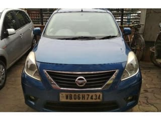 2011 Nissan Sunny 2011-2014 XV Special Edition