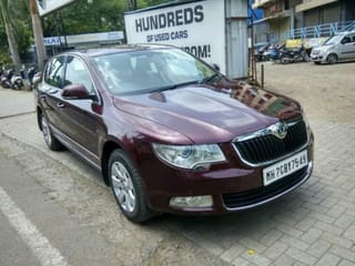 2012 Skoda Superb Elegance 2.0 TDI CR AT
