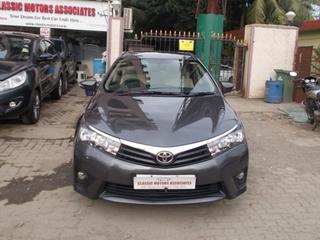 2015 Toyota Corolla 1.8 J