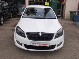 2015 Skoda Rapid 1.6 MPI AT Elegance