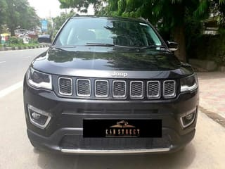 2017 Jeep Compass 1.4 Limited Option