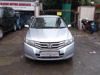 2012 Honda City S