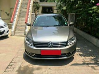 2013 Volkswagen Passat Diesel Comfortline AT