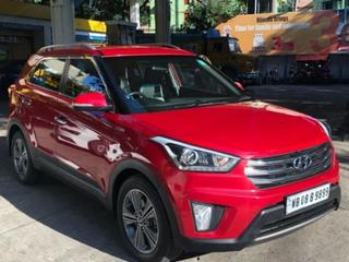 2016 Hyundai Creta 1.6 CRDi SX Option