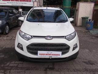 2014 Ford EcoSport 1.5 Diesel Titanium