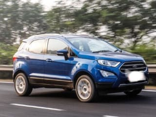 2017 Ford EcoSport 1.5 Petrol Trend