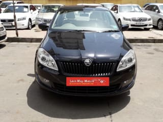 2015 Skoda Rapid 1.5 TDI Elegance Black Package