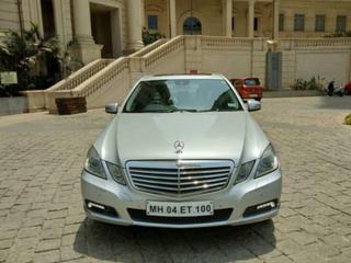 2010 Mercedes-Benz E-Class 2009-2013 E250 CDI Elegance