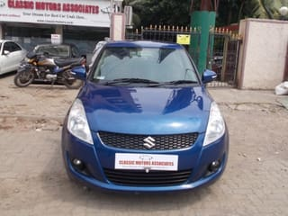 2012 Maruti Swift ZXI